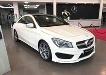 Bán ô tô Mercedes CLA250 sản xuất 2016, màu trắng, nhập khẩu, số tự động, bảo hành chính hãng