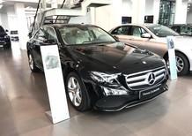 Cần bán gấp Mercedes E250 đời 2017, màu đen giá rẻ