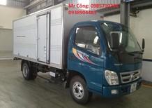 Cần bán xe tải Ollin 500B, tải trọng 5 tấn, thùng thùng kín/thùng mui bạt, hỗ trợ trả góp, giao xe nhanh
