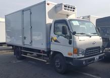 Xe tải HD99 thùng đông lạnh 6 tấn