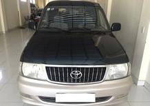 Bán xe Toyota Zace GL 2003, màu xanh lục, giá tốt
