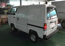 Bán Suzuki Super Carry Van đời 2018, màu trắng, giá chỉ 285 triệu