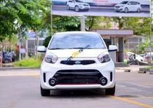 Cần bán Kia Morning Si 2018, màu trắng, xe có sẵn giao ngay trông 2 ngày. Liên hệ 0932333552 (Hữu)