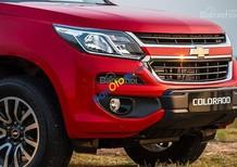 Chevrolet Colorado High Country khuyến mãi lớn, đưa trước 50 triệu nhận xe. Ưu đãi khách Đồng Nai