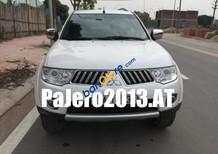Bán Mitsubishi Pajero Sport, máy dầu 4*2AT 2.5L số tự động SX cuối 2013 màu trắng