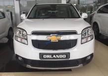 Bán Chevrolet Orlando LTZ đời 2017, màu trắng. Lh 0901604685 Trường
