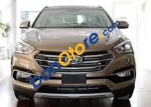 Giá xe Hyundai Santafe bản Full dầu, màu cát nâu, mới 100%. Giá 1 tỷ 380 bao gồm tất cả chi phí, - 0902.608.293