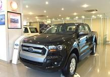 Cần bán xe Ford Ranger XLS AT 2017, màu đen, nhập khẩu, 680 triệu