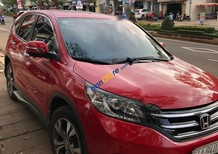 Bán Honda CR V 2.4 AT đời 2014, màu đỏ