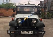 Bán ô tô Jeep CJ đời 1975, nhập khẩu xe gia đình