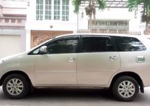 Cần bán xe Toyota Innova 2.0G 2011, giá 396 triệu, xe chính chủ HN