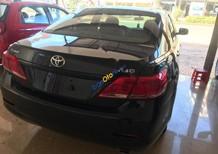 Bán xe Toyota Camry 2.4G năm 2011, màu đen