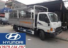 HD800 tải trọng 8 tấn, thùng dài 5,1 mét khuyến mại lớn