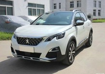 Xe 3008 trắng giá 1.199 triệu- Peugeot Bắc Giang - LH 0969 693 633