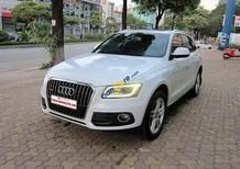 Bán xe Audi Q5 đời 2013, màu trắng, xe nhập