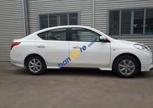 Bán Nissan Sunny 1.5AT năm 2017, màu trắng
