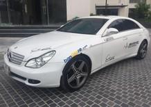 Bán xe Mercedes CLS 350 đời 2005, màu trắng, xe nhập