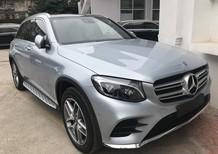 Bán Mercedes GLC300 sản xuất 2017, màu bạc, như mới