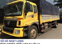 Xe Auman C160 tải trọng 9.3 tấn, thùng dài 7.4M, giá tốt, liên hệ 0982 908 255
