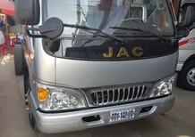 Cần bán xe Jac 2t4 đời 2017, chỉ cần trả trước 40tr lấy xe