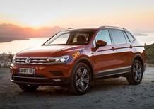Ưu đãi vàng - Nhanh tay sở hữu Volkswagen Tiguan AllSpace 7 chỗ màu đỏ tại VW Long Biên - Hotline: 0948686833