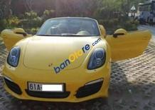 Bán ô tô Porsche Boxster năm 2015, màu vàng, nhập khẩu