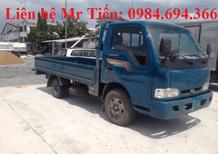 Bán xe tải Thaco Kia K3000 nâng tải 2,4 tấn thùng mui phủ bạt, thùng kín liên hệ 0984694366, hỗ trợ trả góp