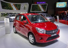 Bán ô tô Suzuki Celerio model 2018, màu đỏ, nhập khẩu nguyên chiếc, giá 299tr