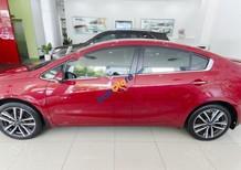 Bán xe Kia Cerato 2.0 AT đời 2017, màu đỏ