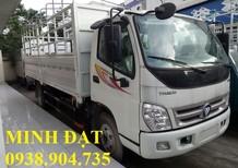 Xe tải Thaco Ollin 360 thùng 4m3 giá tốt, xe tải Thaco 2 tấn 4 thùng 4m3, xe tải 2T4 thùng 4m giá tốt