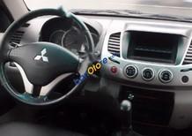 Bán xe Mitsubishi Triton năm 2009, màu xám, nhập khẩu