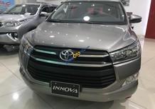 Bán xe Toyota Innova 2.0G 2018, trả góp, hỗ trợ vay không cần chứng minh thu nhập