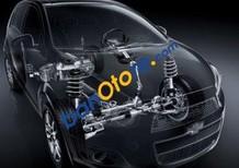 Chevrolet Aveo LTZ, hỗ trợ vay 90-95% giá trị xe