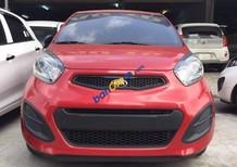 Cần bán xe Kia Morning năm 2013, màu đỏ, xe nhập giá cạnh tranh