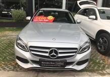 Giá đặc biệt, chỉ 360 triệu nhận xe ngay với gói vay ưu đãi cùng Mercedes C200 2016 cũ chính hãng