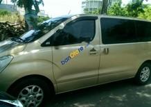 Bán xe Hyundai Grand Starex 2.4 MT sản xuất 2011, màu vàng, nhập khẩu