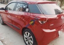 Cần bán gấp Hyundai i20 đời 2015, màu đỏ, nhập khẩu số tự động