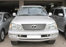 Cần bán Lexus LX 2005, màu bạc, nhập khẩu