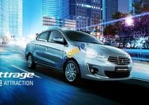 Mitsubishi Attrage MT khuyến mại lên đến 60 triệu tại Mitsubishi Vinh