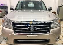 Bán ô tô Ford Everest 2.5L 4x2 MT đời 2012, màu bạc, 580 triệu