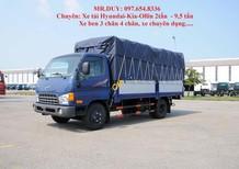 Bán xe tải Hyundai 6.4 tấn HD650 Trường Hải, thùng mui bạt, hỗ trợ trả góp 2018