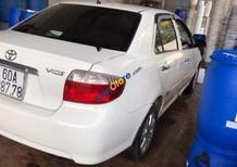 Cần bán lại xe Toyota Vios 1.5G đời 2003, màu trắng