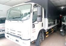 Bán Isuzu 5 tấn, KM máy lạnh, 9 phiếu bảo dưỡng, radio MP3