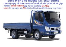 Bán xe Thaco Ollin đời 2017
