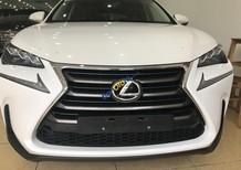 Bán Lexus NX200T màu trắng, sản xuất 2016, xe đẹp như mới chỉ cần 2% thuế trước bạ sang tên