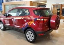Bán xe Ford EcoSport đời 2017, màu đỏ