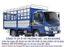 Bán Thaco Ollin thùng 4 mét 2 đời 2017 giá cạnh tranh