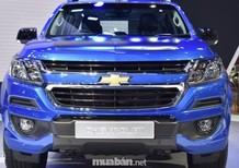 Bán xe Chevrolet Colorado đời 2017, màu xanh lam, nhập khẩu