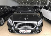 Bán Mercedes Benz S500 sản xuất và đăng ký cuối 2015 màu đen, xe siêu đẹp, 1 chủ từ đầu