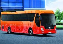 Bán giá gốc xe khách cao cấp TB120S-W, 47chỗ, hiệu Thaco. Có sẵn 03 xe. Nhiều màu